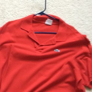 Other - Size 9 XXL Men's Lacoste polo
